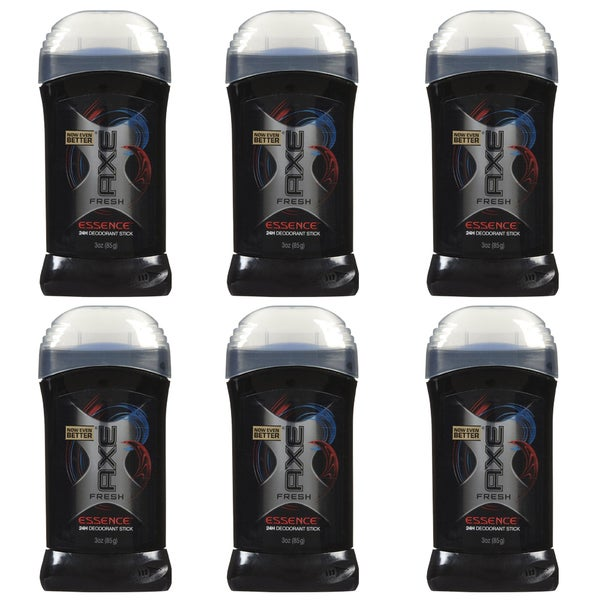 Axe Fresh Essence Deodorant (Pack of 6)