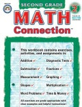 Math Connection, 2nd Grade: Addition, Subtraction, Time, Money (Paperback)