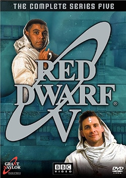 Red Dwarf Series V (DVD)