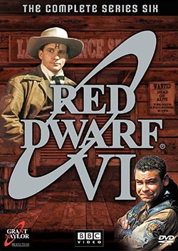 Red Dwarf Series VI (DVD)