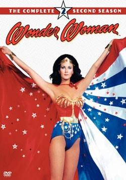 Wonder Woman: The Complete Second Season (DVD)