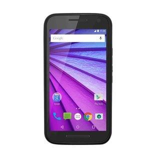 Insten TPU Rubber Candy Skin Case Cover For Motorola Moto G (3rd Gen)