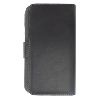 Insten Black Leather Case Cover with Wallet Flap Pouch/ Diamond/ Photo Display For Apple iPhone 6/ 6s