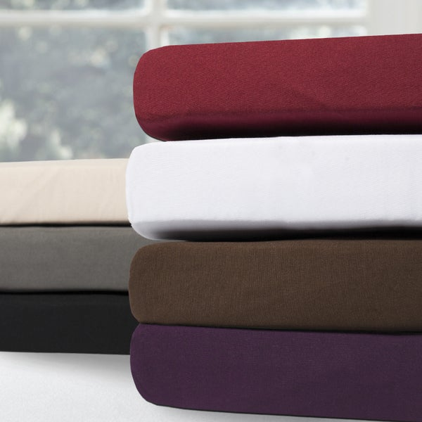 Luxury Rayon from Bamboo Blen 4-piece Sheet Set