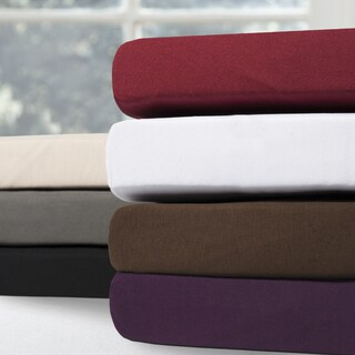 Luxury Rayon from Bamboo Blend 4-piece Sheet Set