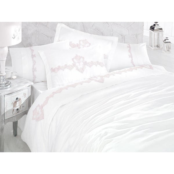 Debage Inc. City Sleep 6-piece Belda Queen Duvet Cover Set