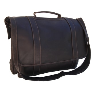 Piel Leather Traditional Laptop Portfolio