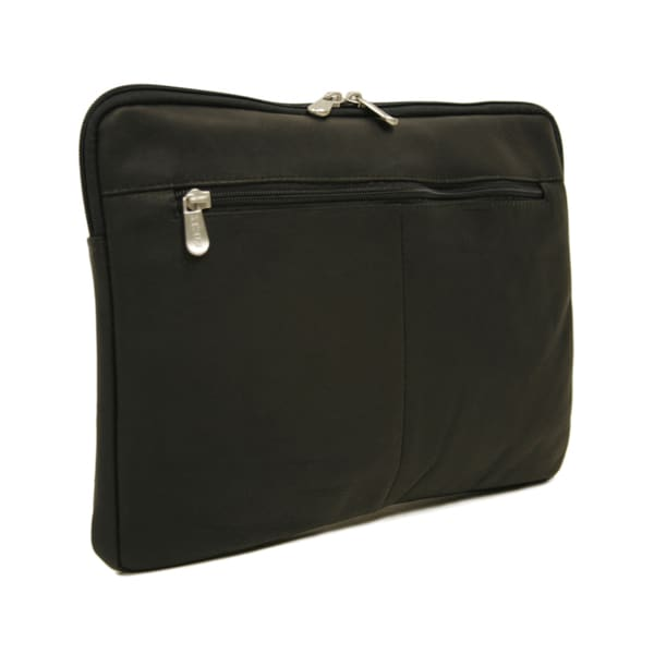 Piel Leather 13-inch Zip Laptop Sleeve