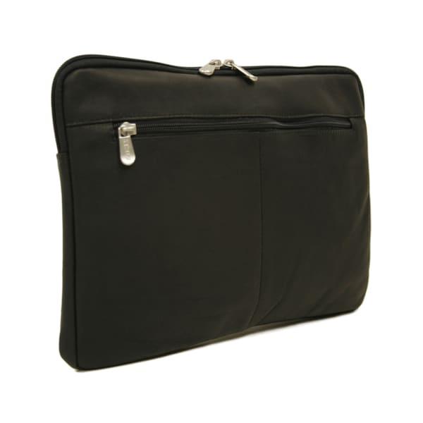 Piel Leather 13-inch Zip Laptop Sleeve