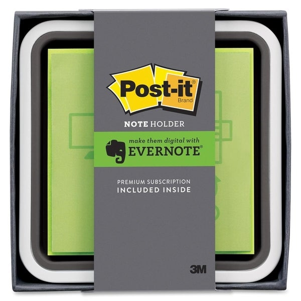 Post-it Note Holder, Evernote Collection, Single - 1/EA
