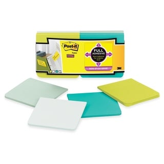 Post-it 3x3 Super Sticky Full Adhesive Notes - 300/PK