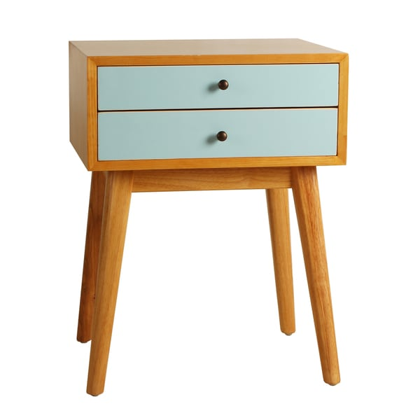 Gloria Mid-Century Side Table