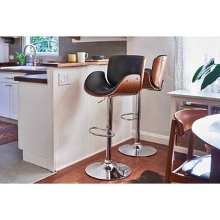 Porthos Home Redmond Adjustable Bar Stool