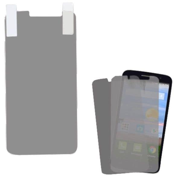 Insten 2-Pack Clear LCD Screen Protector Film Cover For Alcatel One Touch Pop Icon 2