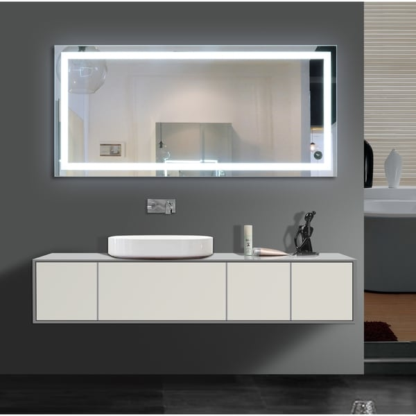 Harmony Illuminated Medium LED Mirror