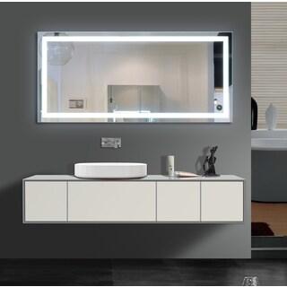 Harmony Illuminated Medium LED Mirror