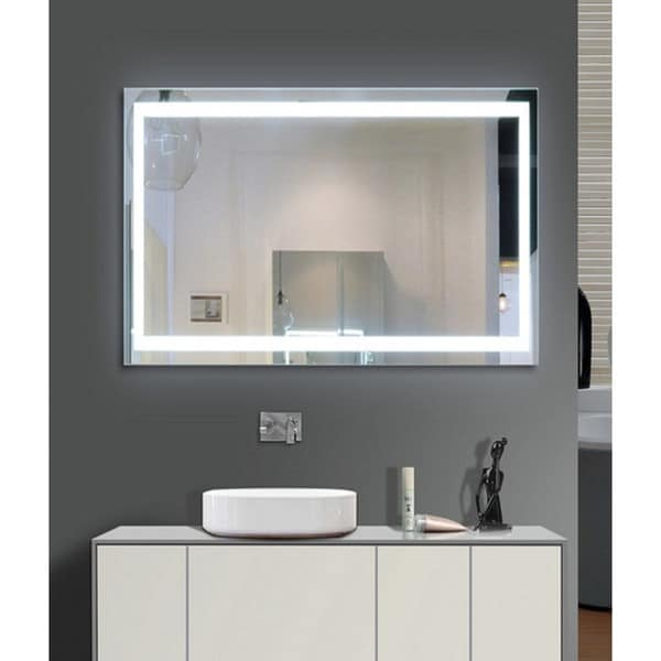 Harmony Illuminated Small LED Mirror