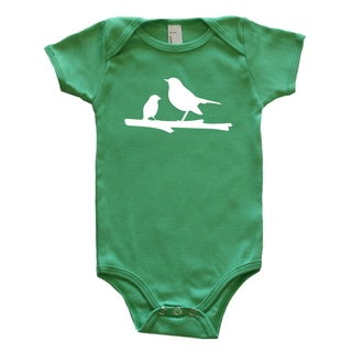 Rocket Bug Mama Bird Baby Bodysuit