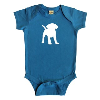 Rocket Bug Puppy Baby Bodysuit