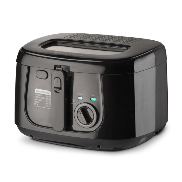 Toastmaster Tm-165df 2.5-liter 1500-watt Deep Fryer