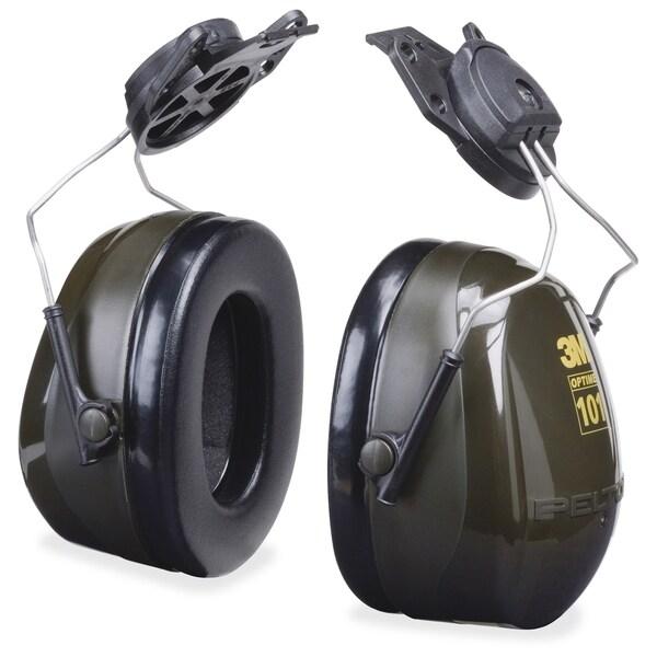 Peltor Optime Earmuff Cap-Mount Headset - 1/EA