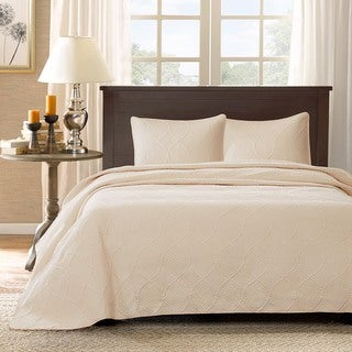 Madison Park Adelle 3-piece Bedspread Set