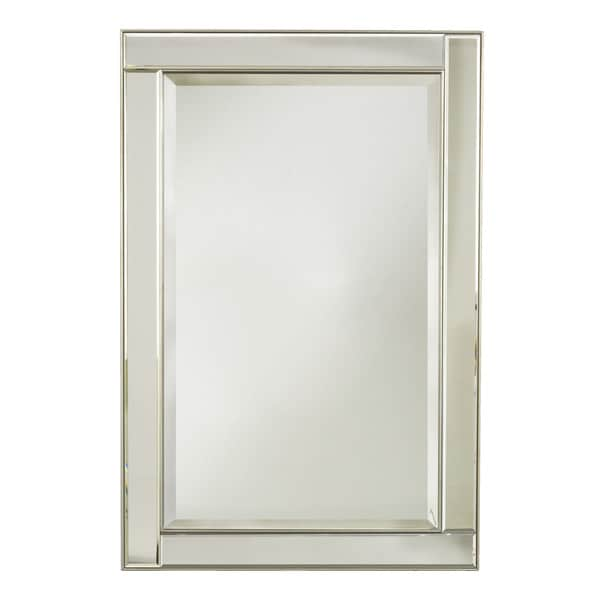 Selections by Chaumont Belgravia Silver Medium Mirror