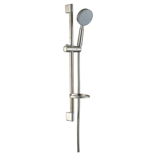 Dawn® Multifunction Handshower with slide bar, Brushed Nickel