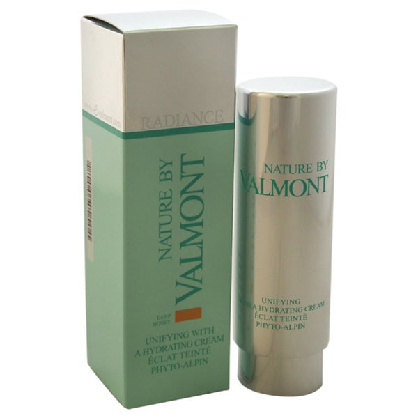 Valmont Unifying with A Hydrating 1-ounce Cream Deep Honey