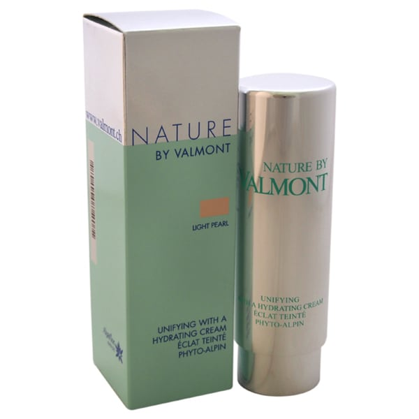 Valmont Unifying with A Hydrating 1-ounce Cream Light Pearl