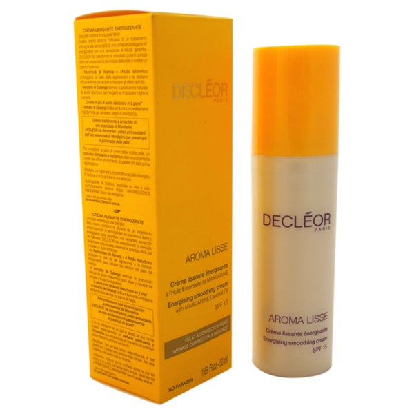 Decleor Aroma Lisse Energising 1.69-ounce Smoothing Cream SPF 15
