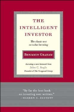 The Intelligent Investor: The Classic Text On Value Investing (Hardcover)
