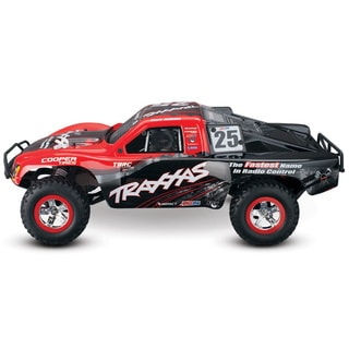 Traxxas Slash 0.1 58034-2 2WD Electric Monster Truck with On Board Audio