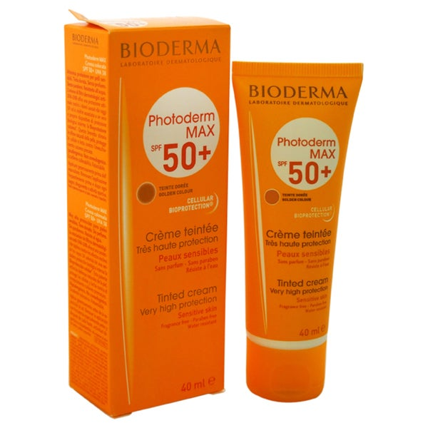 Bioderma Photoderm 1.3-ounce Max SPF 50+ Tinted Cream Golden Colour