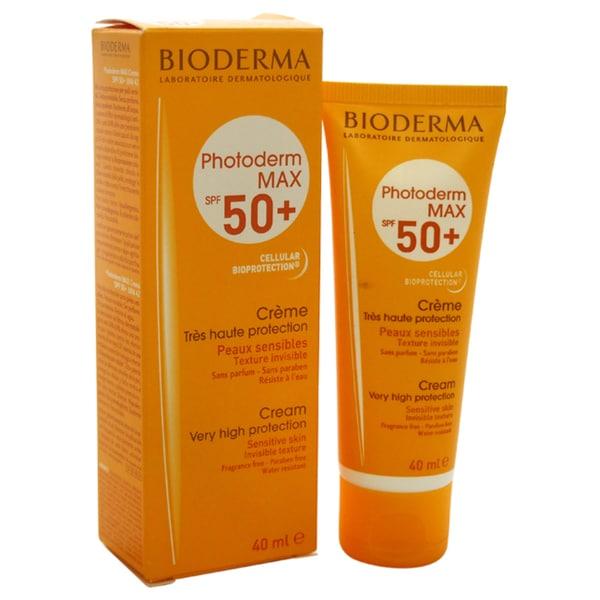 Bioderma Photoderm Max SPF 50+ 1.3-ounce Cream