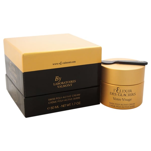 L'Elixir Des Glaciers Votre Visage Global Anti-Aging 1.7-ounce Face Cream