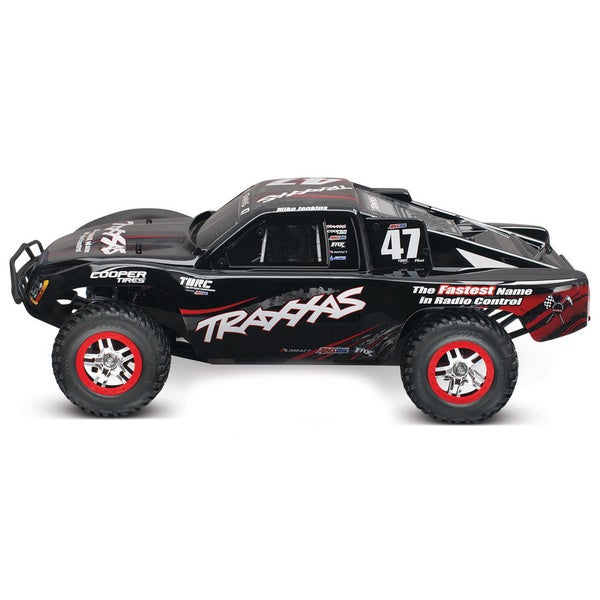 Traxxas Slash 0.1 4x4 68086-21 Electric Short Course Truck