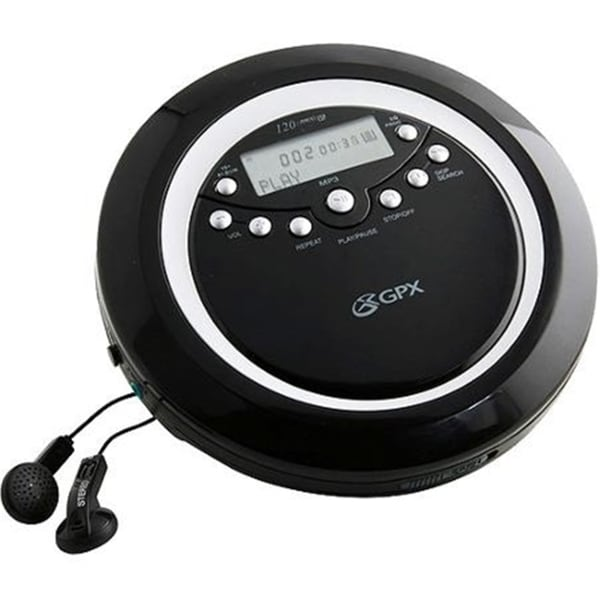 Gpx Personal CD Player (Refurbished)