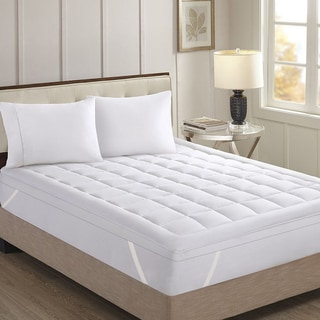 Sweet Home Collection All Season Down Alternative Mattress Topper/ Fiber Bed