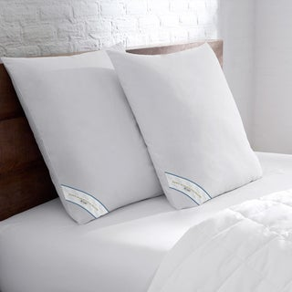 Sweet Home Collection Down Alternative European Square Pillow (Set of 2)