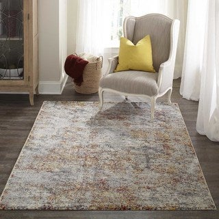 Studio Multi Fleck Power-Loomed Rug (7'10x9'10)