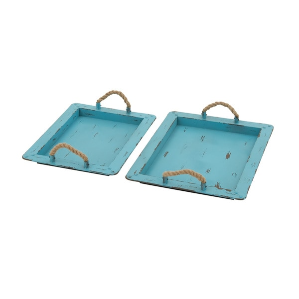 Superb Metal Rope Trays