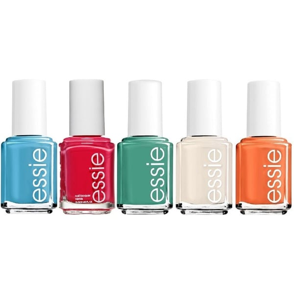 Essie Jungle 5-piece Nail Polish Set