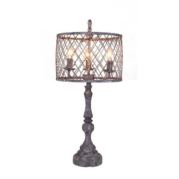 Bombay Outlet Perris Candelabrum Table Lamp