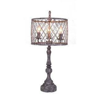 Bombay Perris Candelabrum Table Lamp