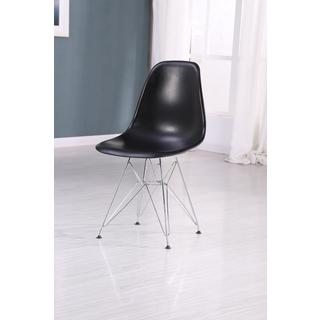 Mid-Century Modern Dining Side Chair (Set of 4)