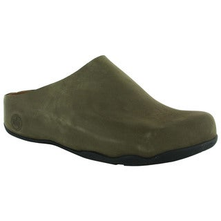 FitFlop Mens Shuv Slip On Clogs