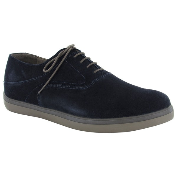 FitFlop Mens Lewis 529 Lace Up Oxford Sneakers