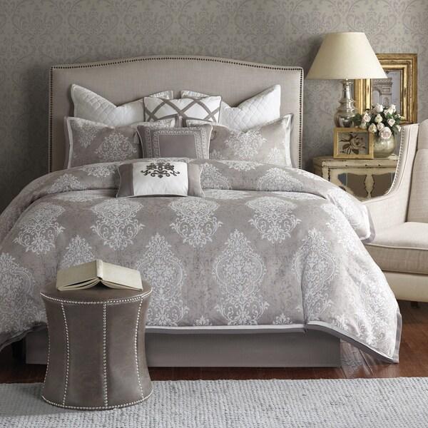 Bombay Bedding Cortina Ivory Comforter Set