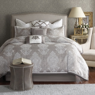 Bombay Bedding Cortina Ivory Comforter Set